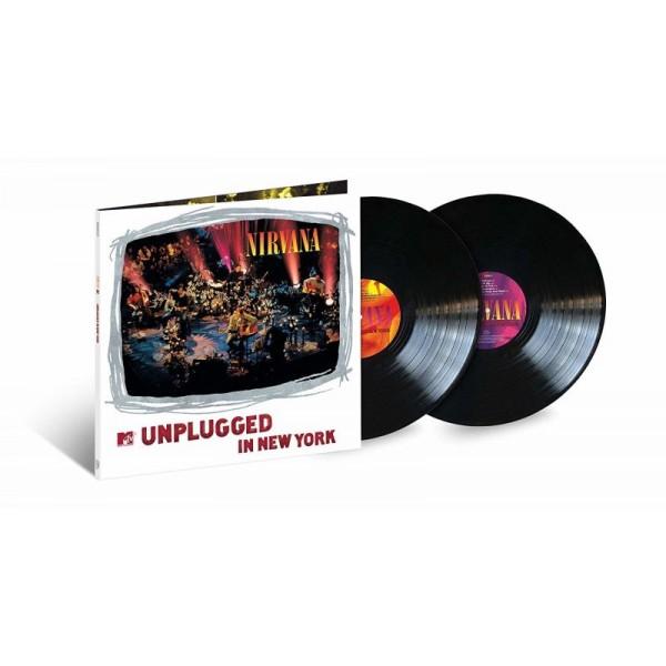 NIRVANA - Mtv Unplugged In New York (25th Anniversary 180 Gr. Gatefold Deluxe Version)