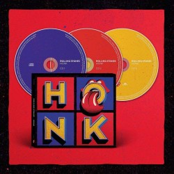 ROLLING STONES THE - Honk Best Of (limited Edt. Con 10 Brani Live)