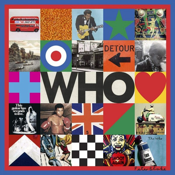 WHO THE - Who
