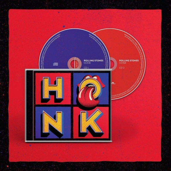 ROLLING STONES THE - Honk Best Of