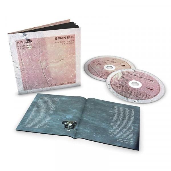 ENO BRIAN - Apollo: Atmospheres And Soundtracks (deluxe Edt. Confezione A Libro Limited Num.