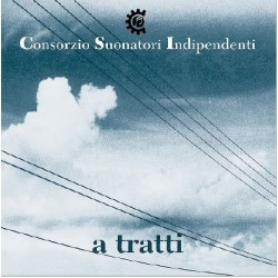C.S.I. - A Tratti (rsd 2019 ) (25th Anniversary 10'' Vinile Colorato Numerato)