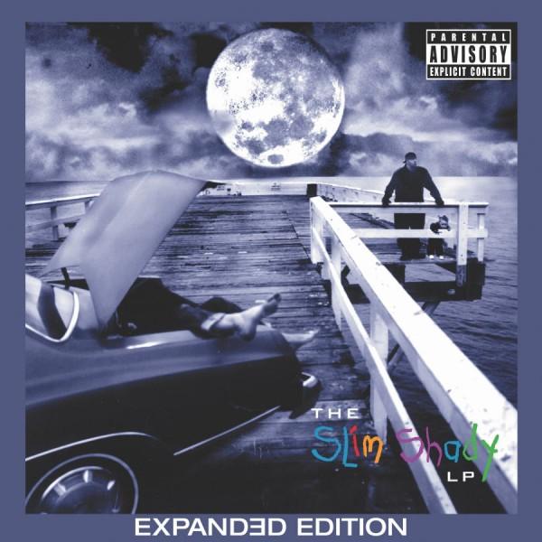 EMINEM - The Slim Shady (180 Gr.)