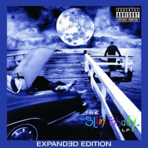 EMINEM - The Slim Shady Lp (expanded Edt.)