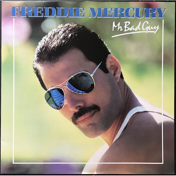 MERCURY FREDDIE - Mr. Bad Guy (special Edt. 11 Tracce Remixate)