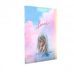SWIFT TAYLOR - Lover (versione 1 Con 2 Tracce Bonus+poster+carta Da Lettere E Libro Lyrics)