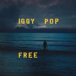 POP IGGY - Free (blu Oltremare Vinyl Limited Edt.)