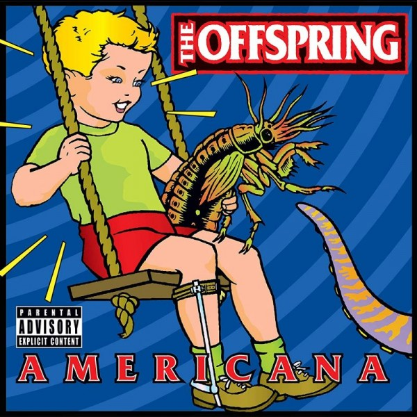 OFFSPRING THE - Americana (180 Gr.)