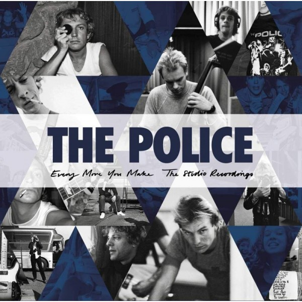 POLICE THE - Every Move You Make: The Studio Recordings (box 6 Cd Con Bonus Disc)