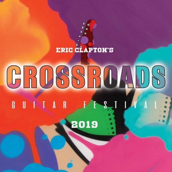 CLAPTON ERIC - Crossroads Guitar Festival 2019 (box 3 Cd)