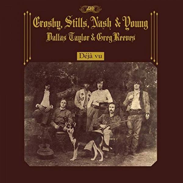 CROSBY STILLS NASH & YOUNG - Deja Vu (50th Anniversary) (box 1 Lp 180 Gr. + 4 Cd)