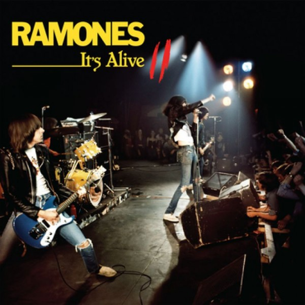 RAMONES - It's Alive Ii (40th Anniversary Nembered Limited Edt.) (rsd 2020)