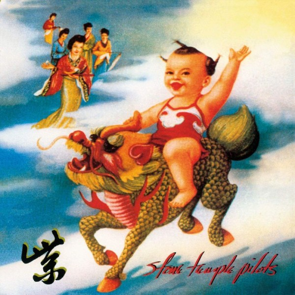 STONE TEMPLE PILOTS - Purple (25th Anniversary Super Deluxe Edt. Lp+3cd)