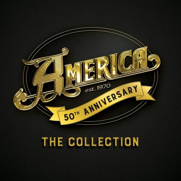 AMERICA - America 50th Anniversary: The Collection (box 3 Cd)