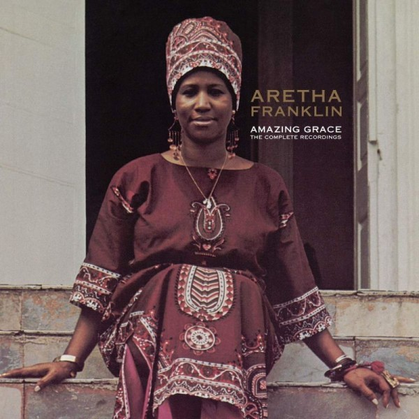 FRANKLIN ARETHA - Amazing Grace: The Complete Recordings (box 4 Lp)