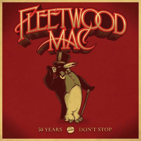 FLEETWOOD MAC - 50 Years - Don't Stop (box 5 Lp)