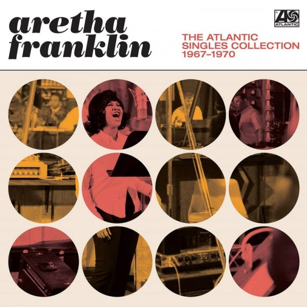 FRANKLIN ARETHA - The Atlantic Singles Collection 1967 1970