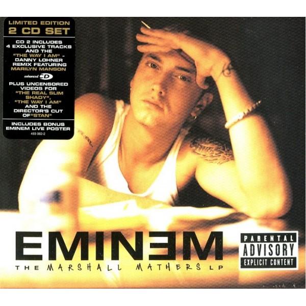 EMINEM - The Marshall Mathers (ltd.edt.)