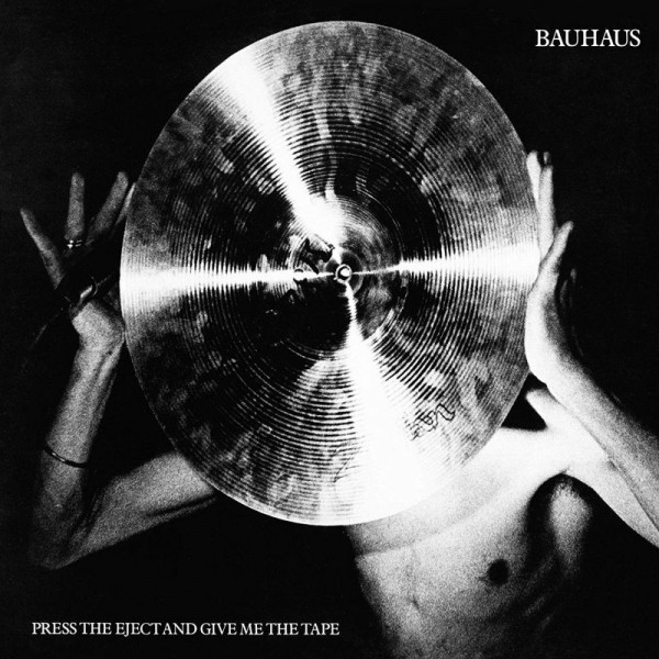 BAUHAUS - Press Eject And (vinyl White)