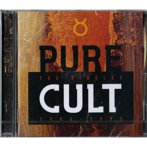 CULT THE - The Singles 1984-1995