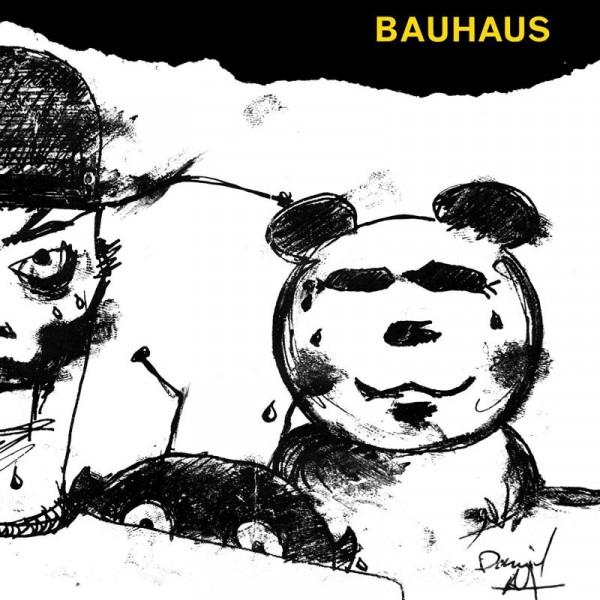 BAUHAUS - Mask (vinyl Yellow Limited Edt.)