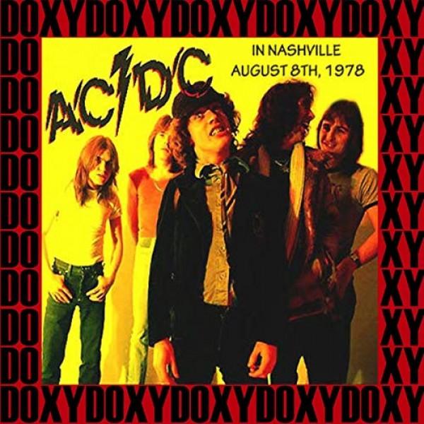AC/DC - Gone Shootin : Live Nashville 1978 Fm Br