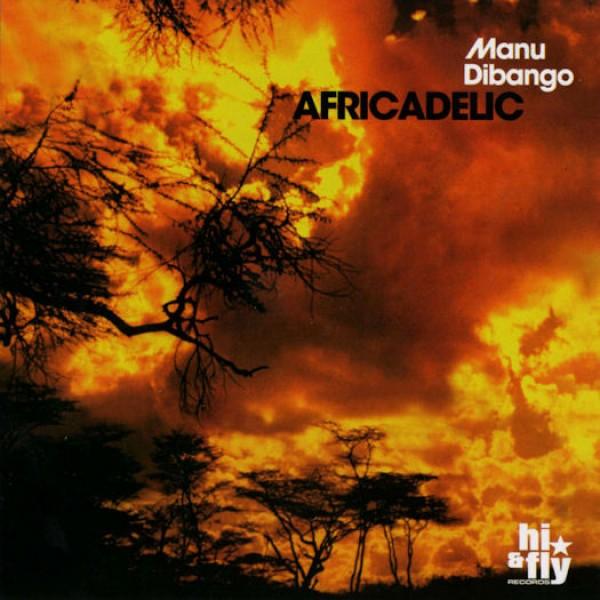 DIBANGO MANU - Africadelic