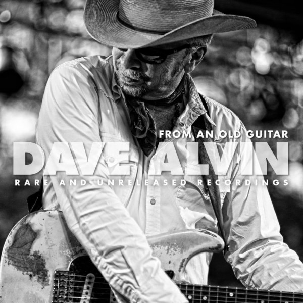 ALVIN DAVE - From An Old Guitar