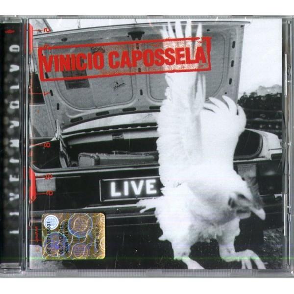 CAPOSSELA VINICIO - Live In Volvo