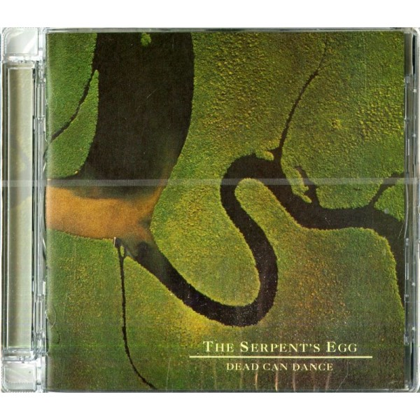DEAD CAN DANCE - The Serpent's Egg-remastered