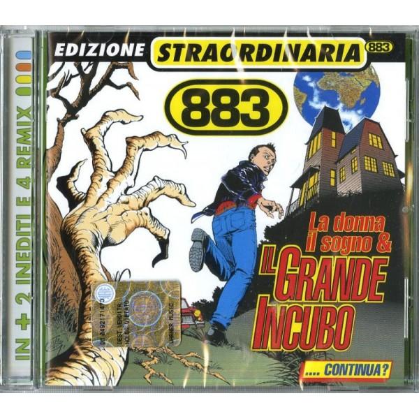 883 - La Donna Il Sogno & Il Grande Incub
