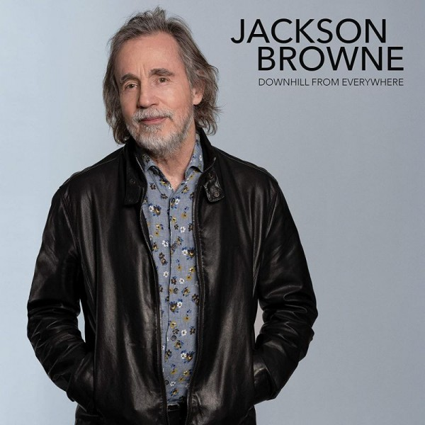 BROWNE JACKSON - Downhill From Everywhere