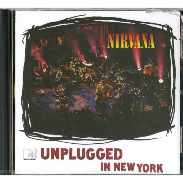 NIRVANA - Mtv Unplugged In New York online | Vendita ...