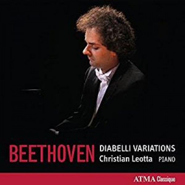 BEETHOVEN L. VAN - Diabelli Variations