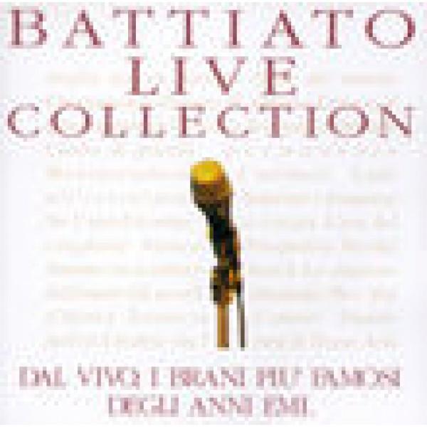 BATTIATO FRANCO - Live Collection