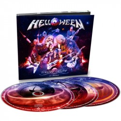 HELLOWEEN - United Alive (limited 3cd Digi)