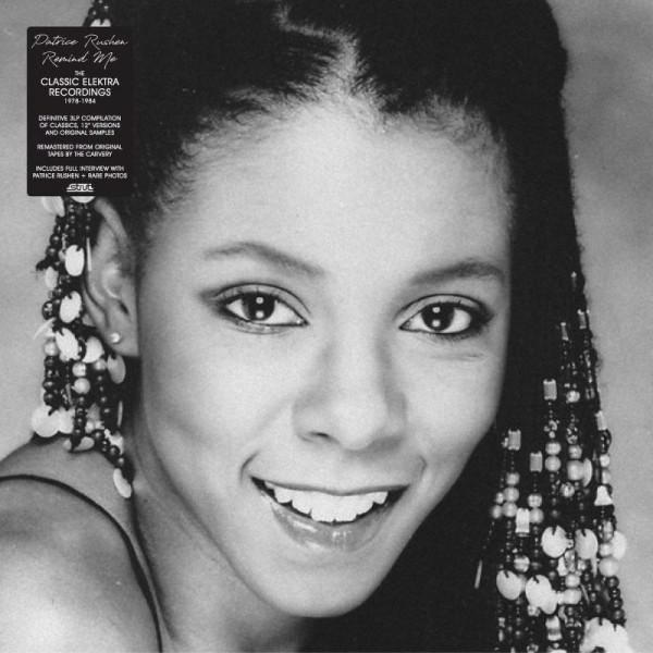 RUSHEN PATRICE - Remind Me Classic Elektra Rec. 1976-84