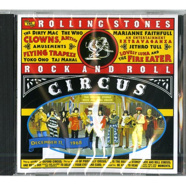 ROLLING STONES THE - Rock'n' Roll Circus