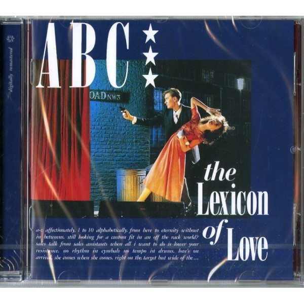 ABC - Lexicon Of Love (remastered)