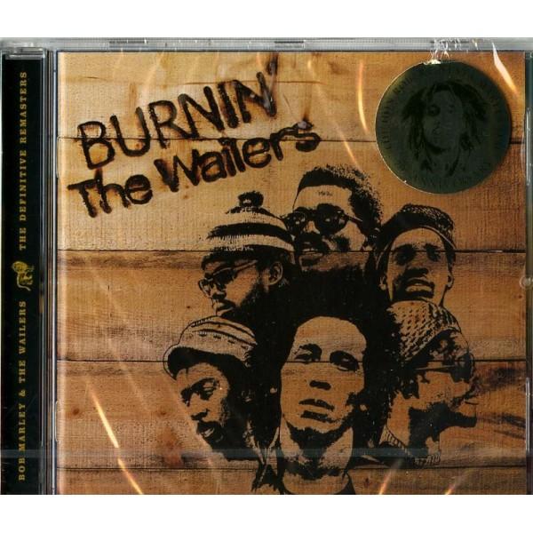 MARLEY BOB & THE WAILERS - Burnin'