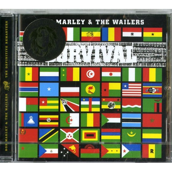 MARLEY BOB & THE WAILERS - Survival