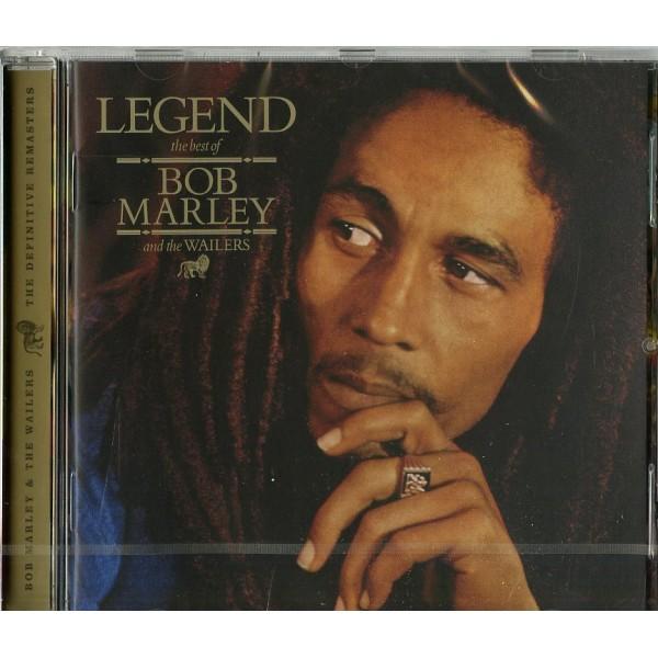 MARLEY BOB - Legend (remastered)