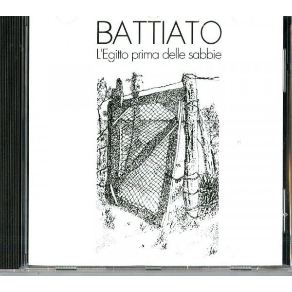 BATTIATO FRANCO - L'egitto Prima Delle Sabbie
