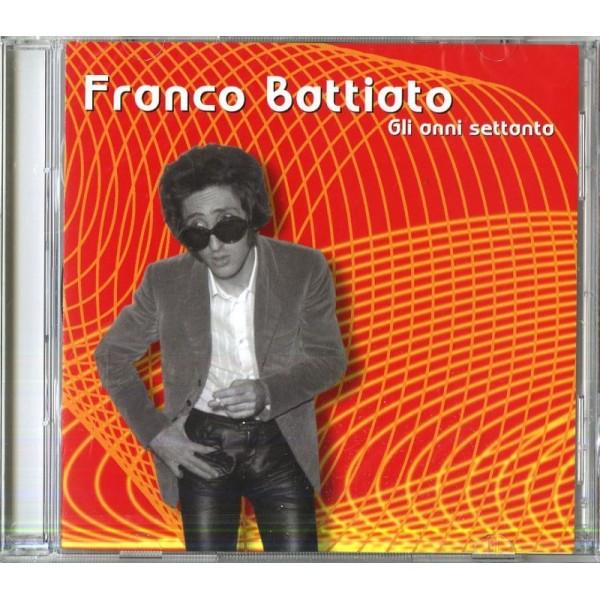 BATTIATO FRANCO - Gli Anni 70