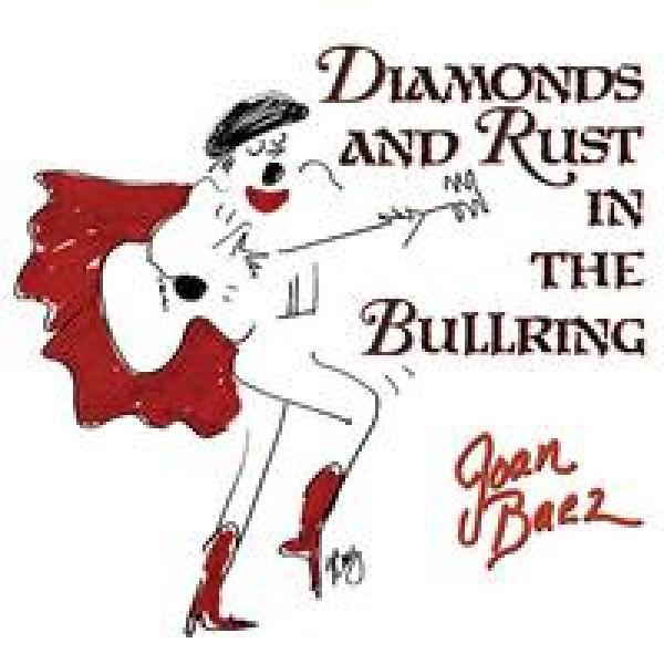 BAEZ JOAN - Diamonds And Rust In The Bullring 200g
