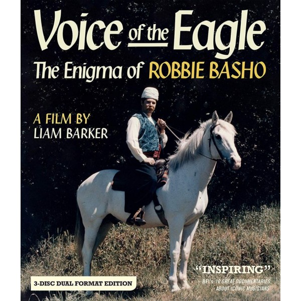 BASHO ROBBIE - Voice Of The Eagle: Theenigma Of Robbie