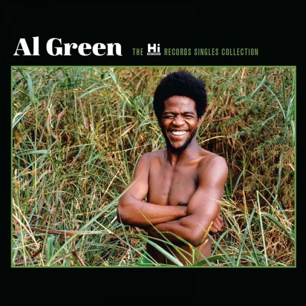 GREEN AL - Hi Records Singles Collection