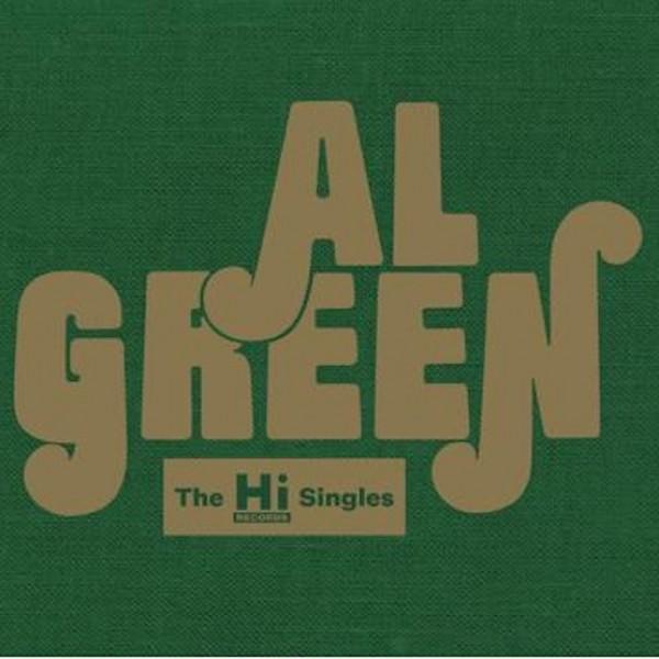 GREEN AL - Hi Records Singles Collection Box Set (rsd 2019)