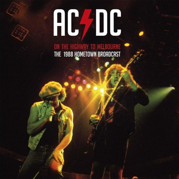 AC/DC - On The Highway To Melbourne (vinyl White Edt.)