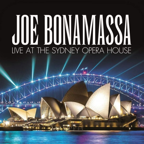 BONAMASSA JOE - Live At The Sydney Opera House (lp + Bonus Track)